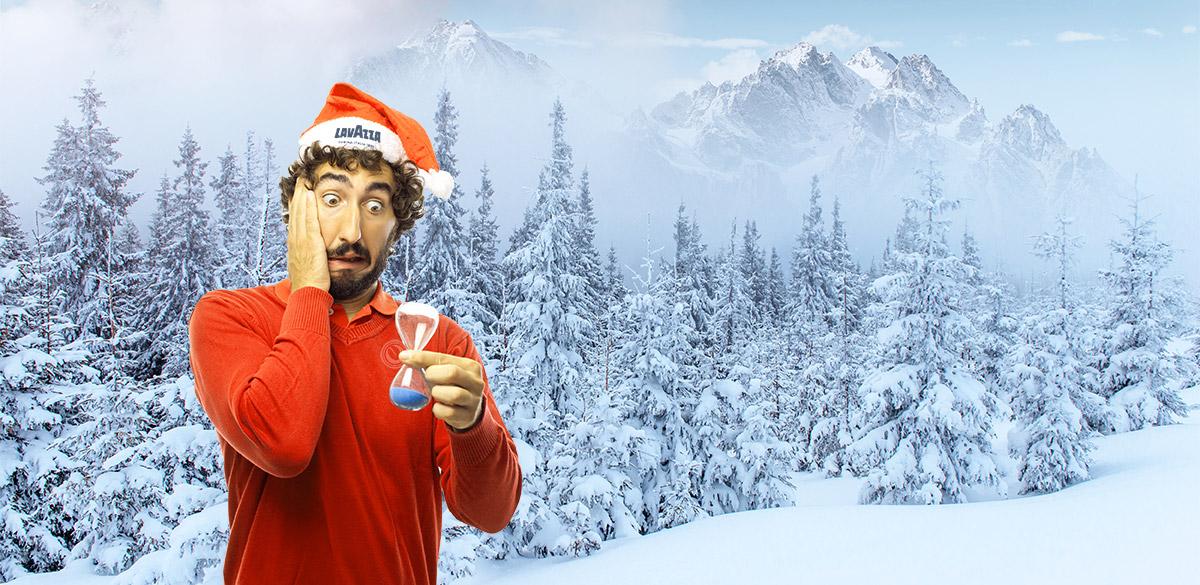 Lavazza stresszmentes karácsony