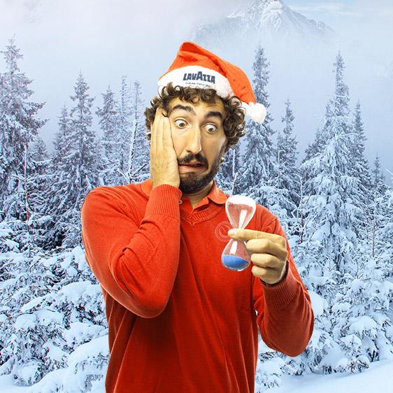 Lavazza - Karácsony stresszmentesen