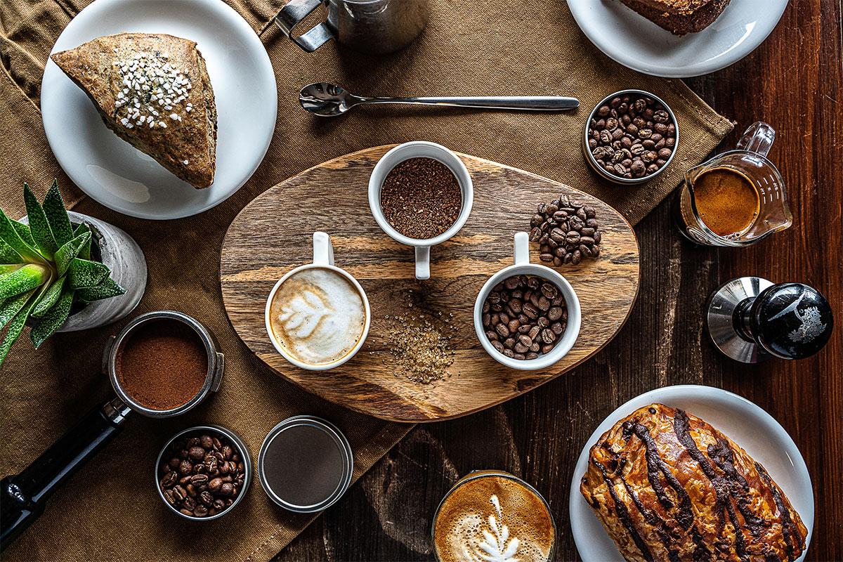 Étkezési és kávézási szokások Lavazzával