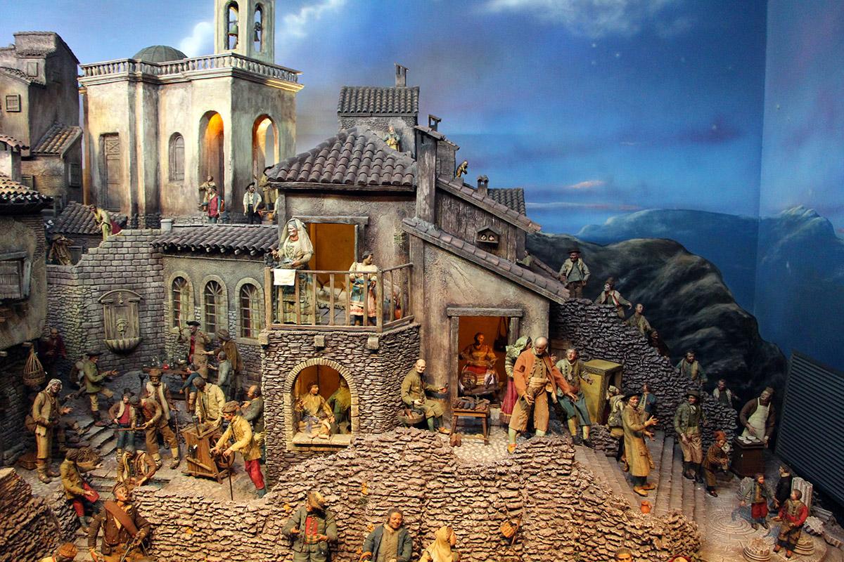 Betlehem a Lavazza hazájában, Olaszországban