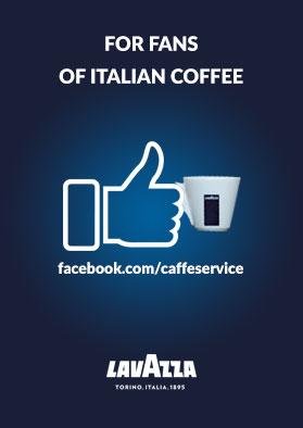 Lavazza Caffé Service Facebook
